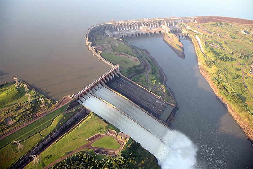 hidrelétrica-itaipu