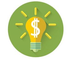98962179-light-bulb-with-dollar-sign-financial-startup-colorful-icon