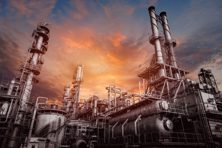 Salto nos preços de petróleo e gás natural